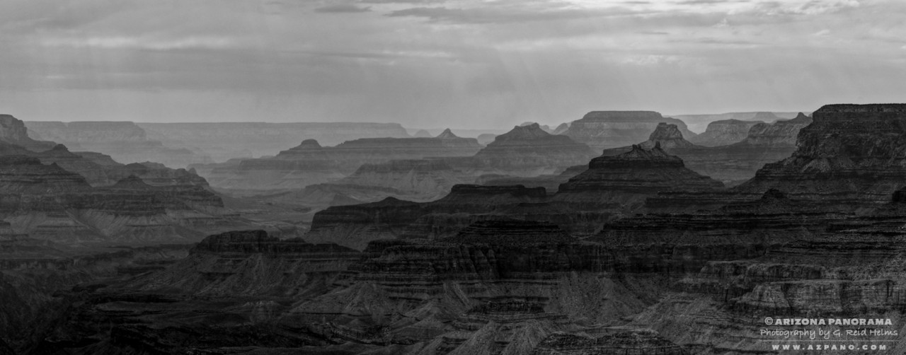 Lipan Point Canyon Stack