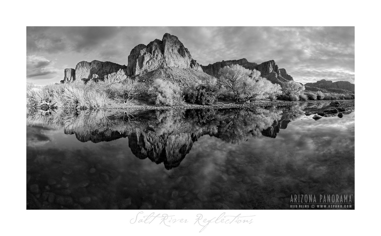 Salt River Reflections