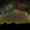 Milky Way over Kofa